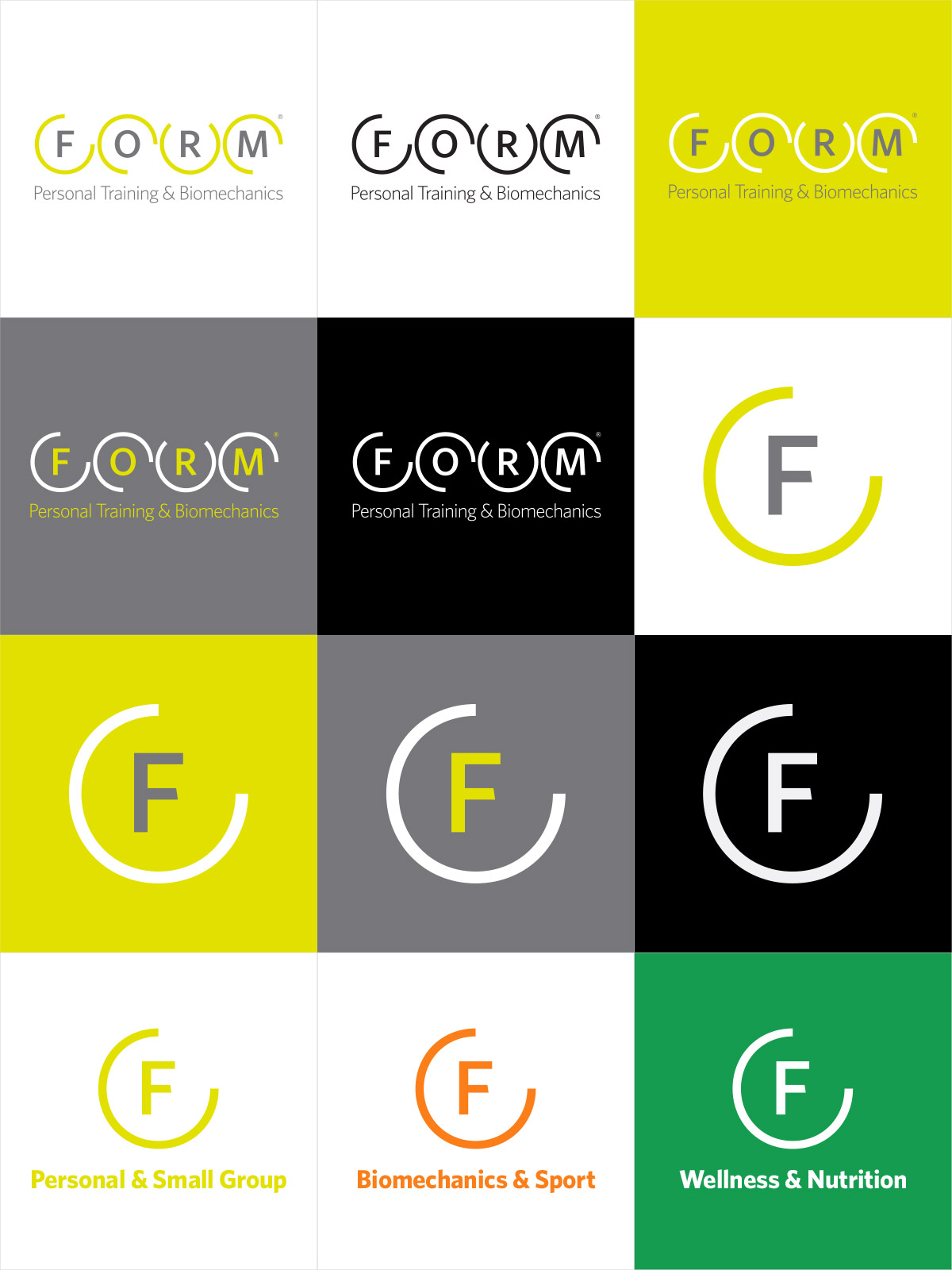 FORM Branding