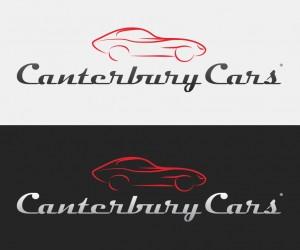 Canterbury Cars branding